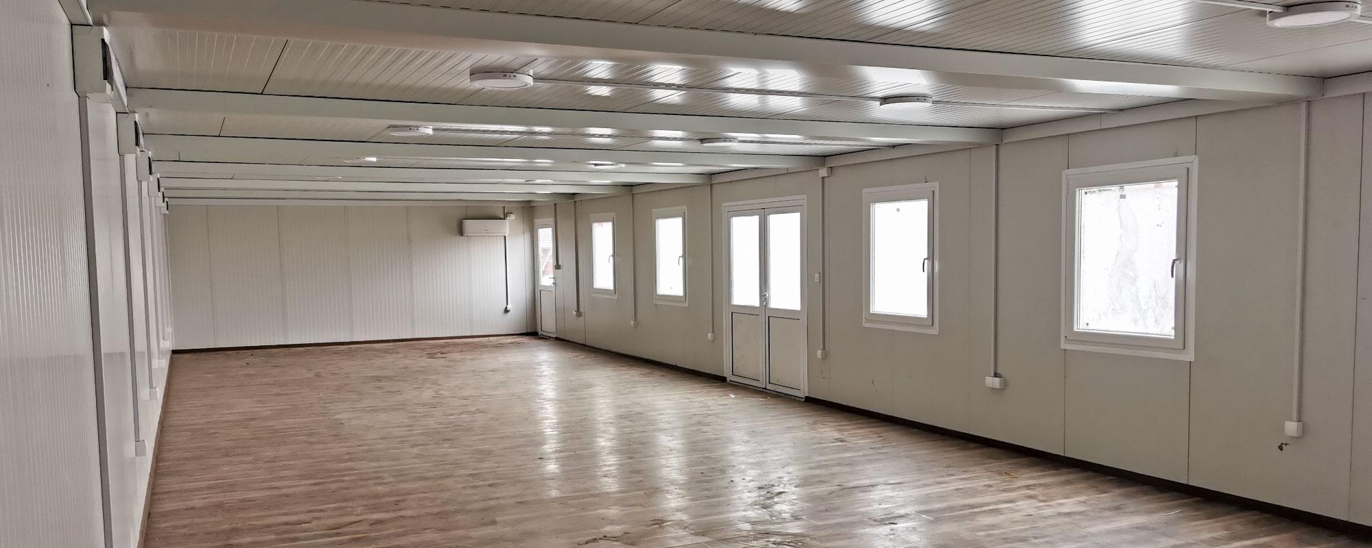 Varmus montažni građevinski kontejneri